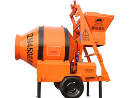 Small Capacity Drum Concrete Mixer Operation Tips