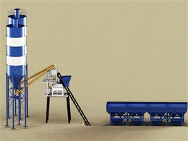What kind of HZS25 Concrete Batching Plant is for you