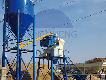 HZS25 Multi Functional Weigh Batching Plant, High Performance Central Mixing Plant