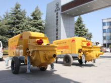 Congratulations! Another Concrete Mixer Pump to Uzbekistan