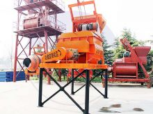 Concrete Mixer Common Faults